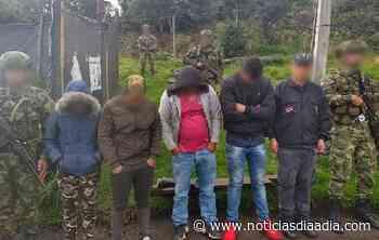 Robaban gasolina del Poliducto de Oriente en Guachetá,... - Noticias Día a Día