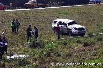 Hombre muere en accidente de tránsito en Sarare - La Prensa de Lara
