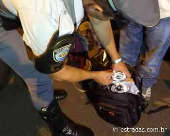 Polícia Rodoviária apreende drogas na SP-270, em Presidente Venceslau - Estradas
