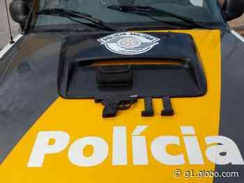 Fiscalização apreende pistola municiada e carregadores na SP-270 em Presidente Venceslau - G1