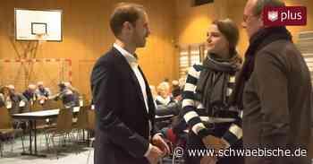 Wahl in Hergatz: Raab nimmt erste Hürde im Kampf ums Bürgermeisteramt - Schwäbische