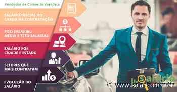 Vendedor de Comércio Varejista - Salário 2020 - Cambara, PR - salario.com.br