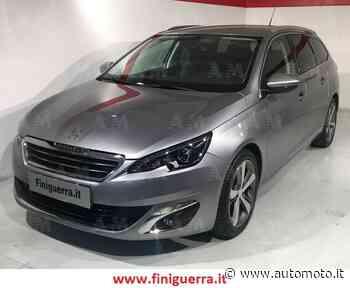 Vendo Peugeot 308 SW BlueHDi 120 EAT6 S&S Allure usata a Poggiridenti, Sondrio (codice 7128222) - Automoto.it