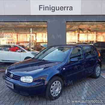Vendo Volkswagen Golf 1.4 16V cat 5 porte usata a Poggiridenti, Sondrio (codice 7128216) - Automoto.it
