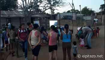 En el sector La Voluntad de Bruzual reclaman alumbrado público - El Pitazo
