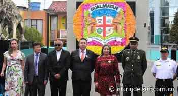 Gualmatán (Nariño) festeja 138 años de municipalidad - Diario del Sur