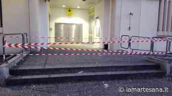 Dopo l'esplosione l'Ufficio postale di Cernusco sul Naviglio non riapre - La Martesana