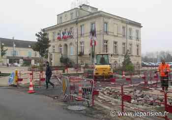 Municipales à Montataire : trop coûteuse, la rénovation de la place de la mairie ? - Le Parisien