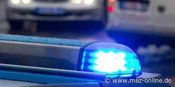 Autodiebstahl - Mercedes und Audi verschwunden - Märkische Allgemeine Zeitung