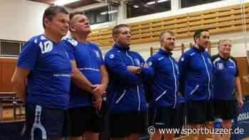 Blau-Weiß Dahlewitz: Ungewöhnliches Langzeitprojekt an der Tischtennisplatte - Sportbuzzer