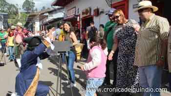 Tradición, cultura y seguridad los destacados en fiestas de Salento - La Cronica del Quindio