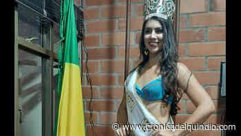 Señorita Salento, la nueva reina departamental del Turismo - La Cronica del Quindio