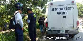 Dos muertos por accidente, otro debido a tremendo pasón y uno más baleado - Noticias de Morelos - La Crónica de Morelos