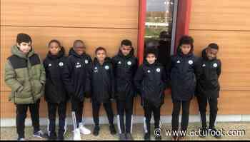 Les U11 de l'AF Epinay-sur-Seine étaient présents au tournoi de Montbrison - Actufoot