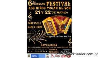 Ariguaní prepara la VI versión del 'Festival los niños tocan el son' - El Informador - Santa Marta