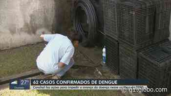 Mutirão em Conchal consegue vistoriar apenas 52% das casas; cidade tem 77 casos de dengue - G1