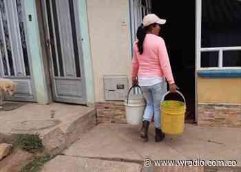 Duras críticas al alcalde de Motavita en medio de emergencia por falta de agua - W Radio