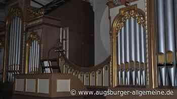 Die Kettershauser Orgel erklingt wieder - Augsburger Allgemeine
