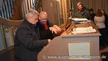 Kettershauser Orgel ertönt in neuem Klang - Augsburger Allgemeine