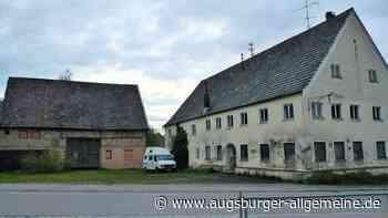 Pläne für das Anwesen Ilg in Kettershausen sind vom Tisch - Augsburger Allgemeine