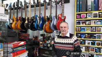 Briga Novarese, la musica in bottega è finita: il negozio chiude dopo 40 anni. L'ultimo ko dalla burocrazia - La Stampa
