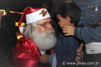 Campininha recebe primeira das quatro festas do Natal Luz em Três Barras - JMais