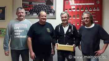 FFW Helmstadt sagt Danke für Spenden - Main-Post