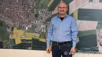 Edgar Martin: Wie er den Markt Helmstadt am Laufen halten will - Main-Post