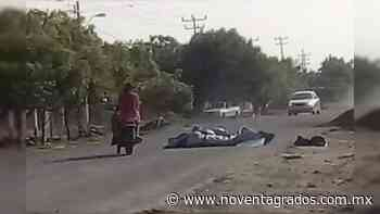 Localizan cuerpo desemembrado y con mensaje amenazante en Huitzuco, Guerrero - Noventa Grados