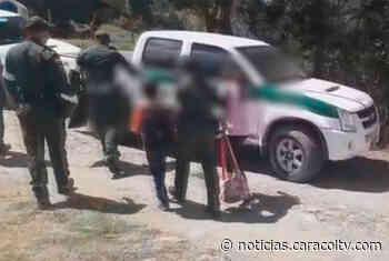 Rescatan a dos hermanos víctimas de abuso sexual en Abejorral, Antioquia - Noticias Caracol