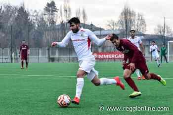Calcio dilettanti, guarda Lentigione – Sporting Franciacorta su Telereggio - Reggionline
