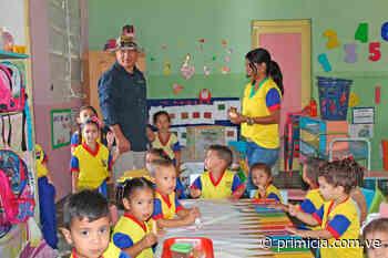 Compromiso educativo en Ciudad Bolívar - primicia.com.ve