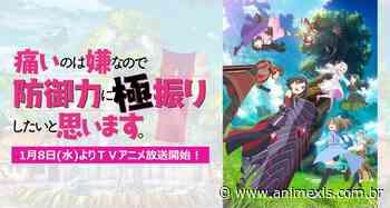 Itai no wa Iya nano de Bougyoryoku ni Kyokufuri Shitai to Omoimasu.: Anime TV é listado com 12 episódios - Anime Xis