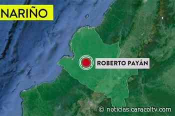 Dos muertos y cinco heridos deja explosión en Roberto Payán, Nariño - Noticias Caracol