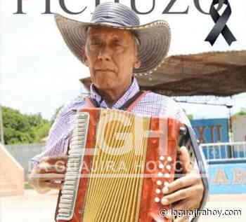 Emotiva despedida en Guayacanal, al acordeonero Juan José Ospino Bolívar, 'Pichuzo' - La Guajira Hoy.com