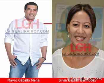 Destituidos por la procuraduría de La Guajira, Silvia Ospino y Mayro Ceballos - La Guajira Hoy.com