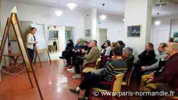 Le projet des jardins du secteur Gambetta-11 Novembre au Petit-Quevilly en bonne voie - Paris-Normandie