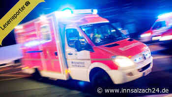Vorfahrt genommen: zwei Verletzte nach Zusammenstoß in Burgkirchen - innsalzach24.de