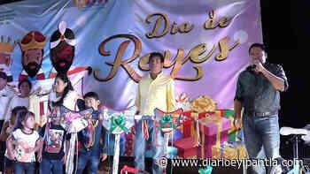 Celebra ayuntamiento de Santiago Tuxtla, Festival Día de Reyes - Diario Eyipantla