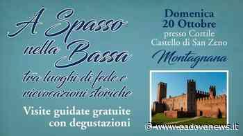"""A Montagnana """"Dentro la Storia"""" con il Consorzio Atesino - Padova News"""
