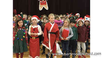 Lennoxville Elementary spreading holiday cheer - Sherbrooke Record