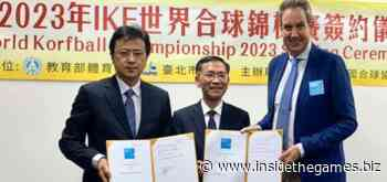 Chinese Taipei to host 2023 World Korfball Championships - Insidethegames.biz