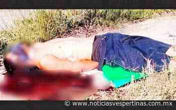 Localizan hombre ejecutado y amordazado en Jaral del Progreso - Noticias Vespertinas