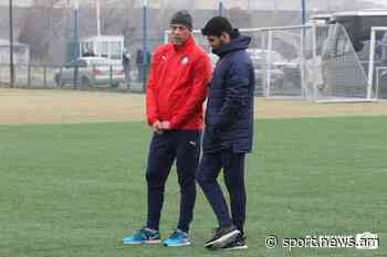 FC Pyunik trains for first time under Berezovsky's leadership - Information-Analytic Agency NEWS.am
