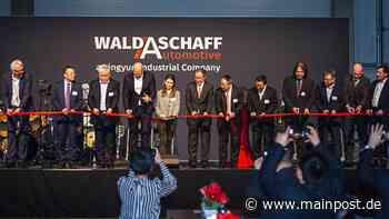 Esselbach Esselbach: Waldaschaff Automotive eröffnet Bauabschnitt zwei - Main-Post
