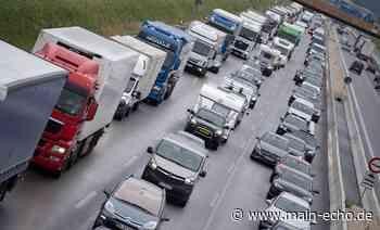 A3 bei Waldaschaff: Motorschaden sorgt für längere Sperre - Main-Echo