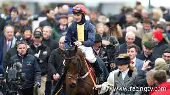 City Island set for eagerly-awaited fencing bow at Leopardstown - Racing TV
