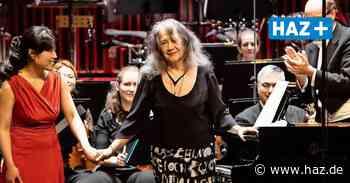 Martha Argerich beim Neujahrskonzert der NDR Radiophilharmonie im Kuppelsaal - Hannoversche Allgemeine