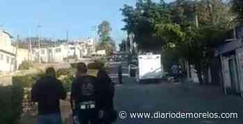 Abandonan a un descuartizado en Emiliano Zapata - Diario de Morelos