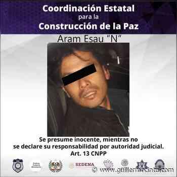 Detienen a hombre armado en Emiliano Zapata - Noticias de Morelos - La Crónica de Morelos